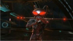 Injustice 2's Black Manta Fights Like A Boss in First Gameplay Reveal