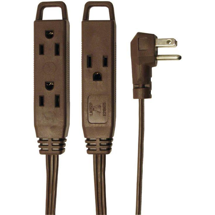 best 25 flat plug extension cord ideas on pinterest wireless headphones for mobile earbuds. Black Bedroom Furniture Sets. Home Design Ideas