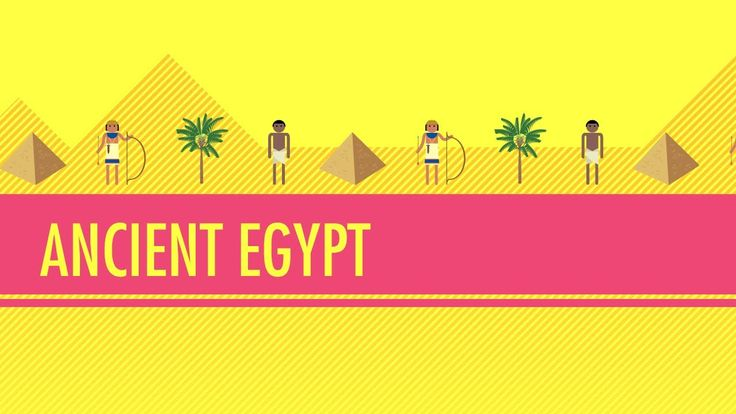 Ancient Egypt: World History #4