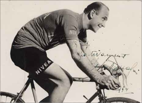 Fiorenzo Magni - post WWII - 3 time Tour of Flanders winner ('49 , '50, & '51)
