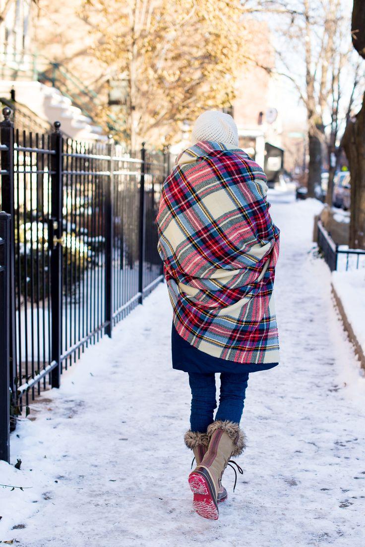 Surviving Chicago Winters