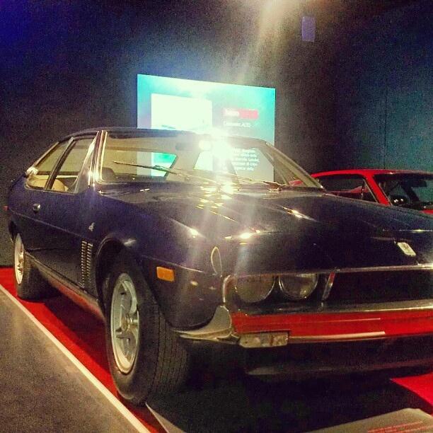 Maserati ¦ I wonder if it does 185? ;~) | Museo Nazionale dell'Automobile | Torino, Italia