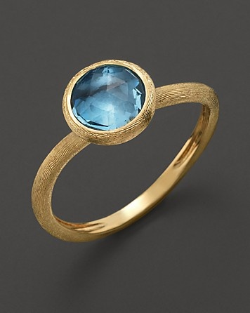 Marco Bicego Topaz Stackable Jaipur Ring | Bloomingdale's