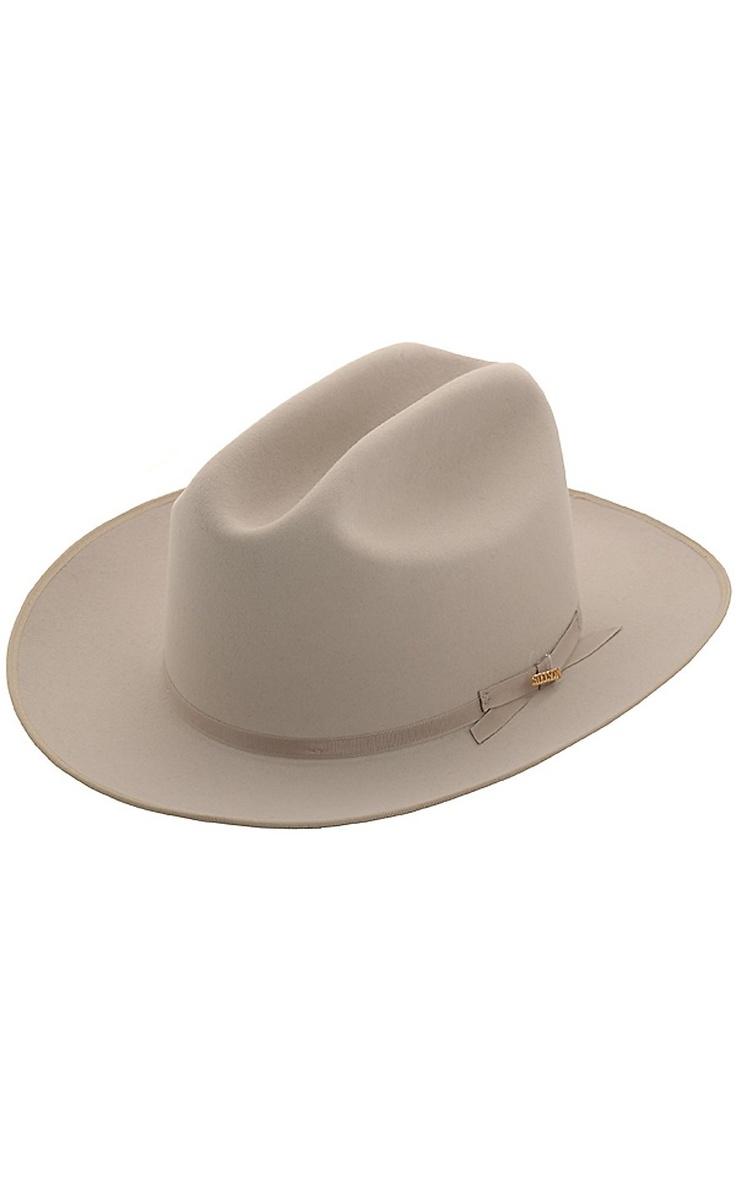 Stetson® 4X Open Road Silverbelly Felt Cowboy Hat   Cavender's Boot City