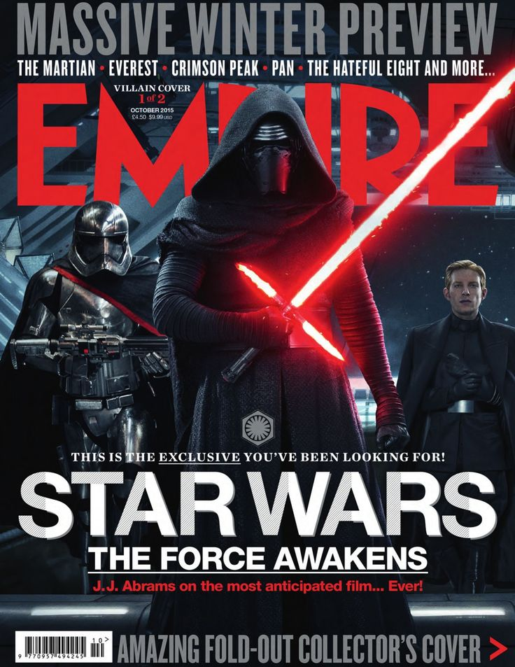 21 best star wars the force awakens magazine covers images on pinterest magazine covers. Black Bedroom Furniture Sets. Home Design Ideas