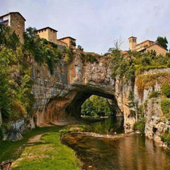 Puentedey, Burgos, España #Europa