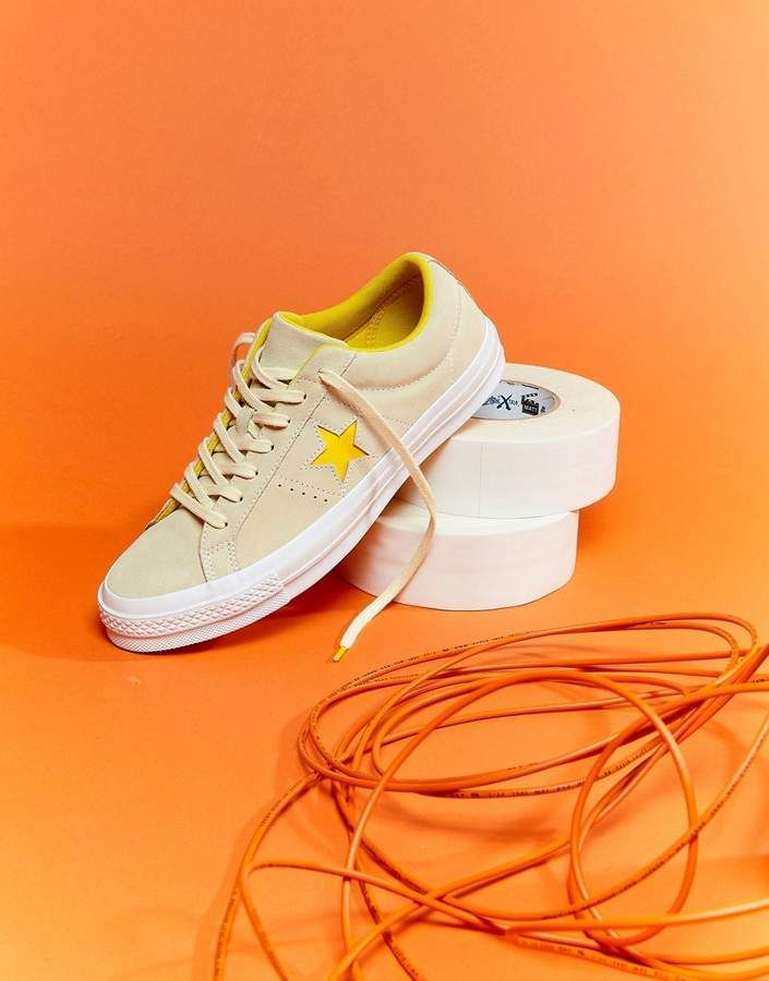 Converse One Star OX Sneakers In Yellow 159814C | Sneakers