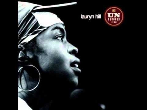 Lauryn Hill - MTV Unplugged 2002 Adam Lives in Theory