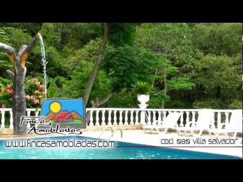 Alquiler de finca Santa fe de Antioquia. Haz tu reserva al Tel: 418 0212 - 312 778 1644