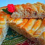 El Açması Çıtır Kol Böreği Tarifi ( Cevizli )
