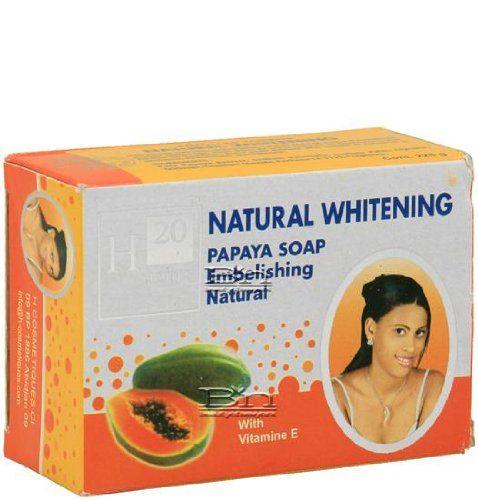 H20-Natural-Whitening-Papaya-Soap-225g-0