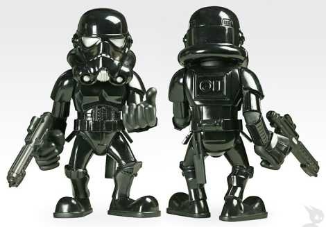 Black Hole Miniature Stormtrooper