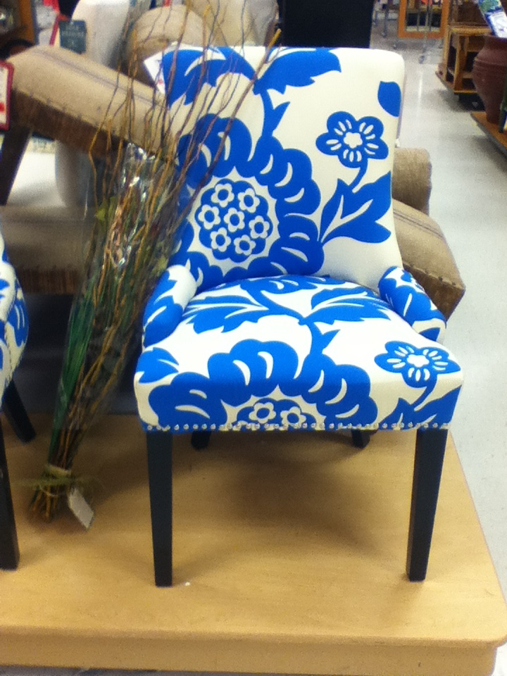 Beautiful Accent Chair TJ Maxx Only $ 99.99