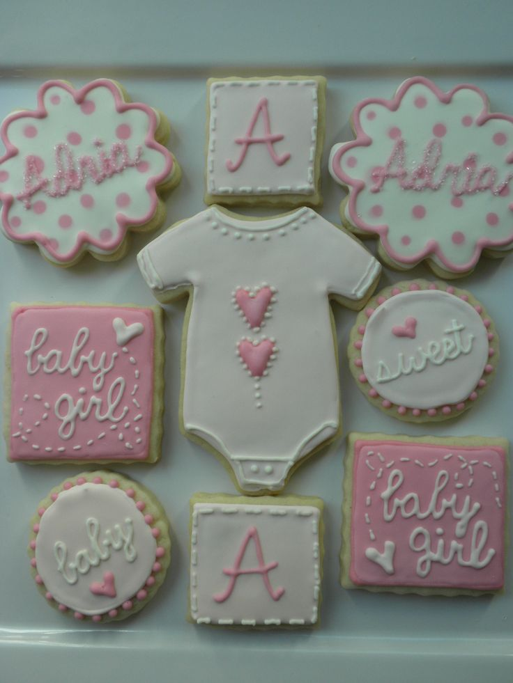 Baby shower cookies recipes australia