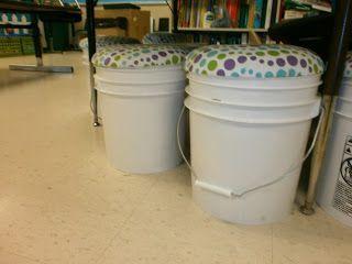 DIY Bucket Seats (with storage!) want to fix Jonathan's storage bucket aunt Tracy got him a million years ago!
