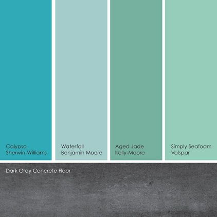 111 best images about color palettes on pinterest for Watery paint color