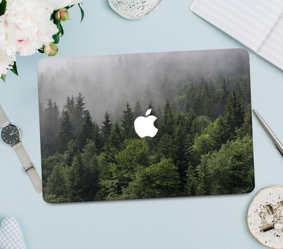 Nature Macbook Decal / Macbook Sticker / Stickers Macbook