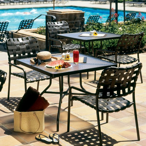 10 best tropitone patio furniture images on pinterest for Pool garden outlet