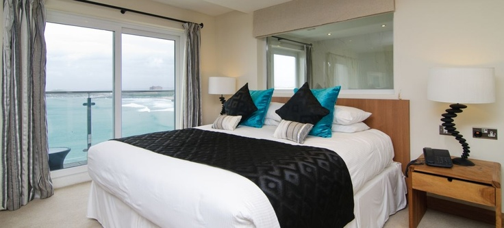 Fistral Suite - Fistral Beach Hotel, Newquay, Cornwall #checkinchillout