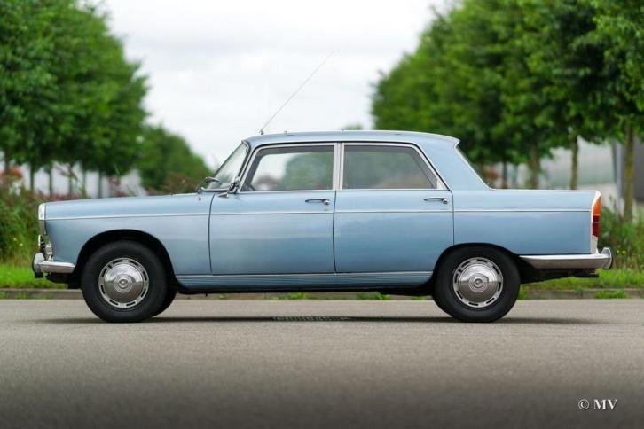 Peugeot 404 Deluxe 1967