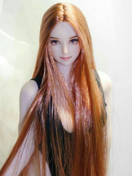 Is that kanekalon hair?
