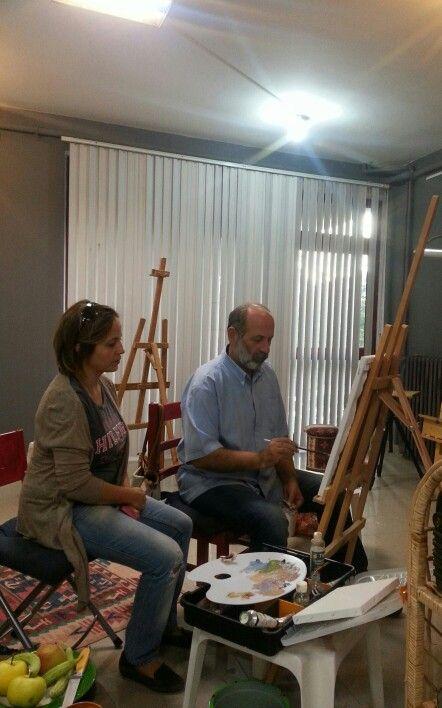 Sibel Art - DAVİT UGHRELİDZE Ders saati