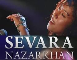"SEVARA NAZARKHAN ONLINE IN 3D  Sevara Nazarkhan – Uzbekistani recipient of the BBC Radio 3 World Music Award in the category ""Best Asian Artist"" – sings in stereoscopic 3D on YouTube, along with its piano player Marat Maxudi."