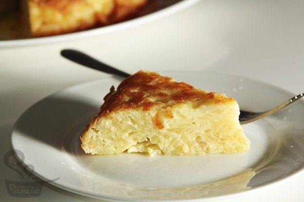 Tortilla de batata. | 20 receitas que não deixam dúvidas de que a batata é a melhor comida