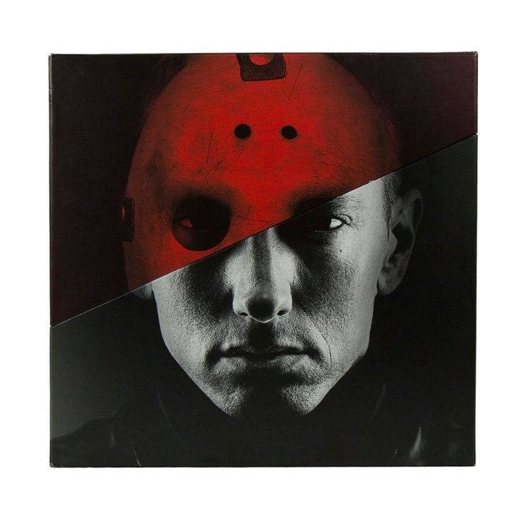 or the first time ever, Eminem's entire Interscope catalogue is available in a limited edition vinyl box set. The Eminem Vinyl LP box includes: The Slim Shady LP, The Marshall Mathers LP, The Eminem Show, 8 Mile Soundtrack, Encore, Curtain Call: The Hits, Eminem Presents: The Re-Up, Relapse, Recovery and .