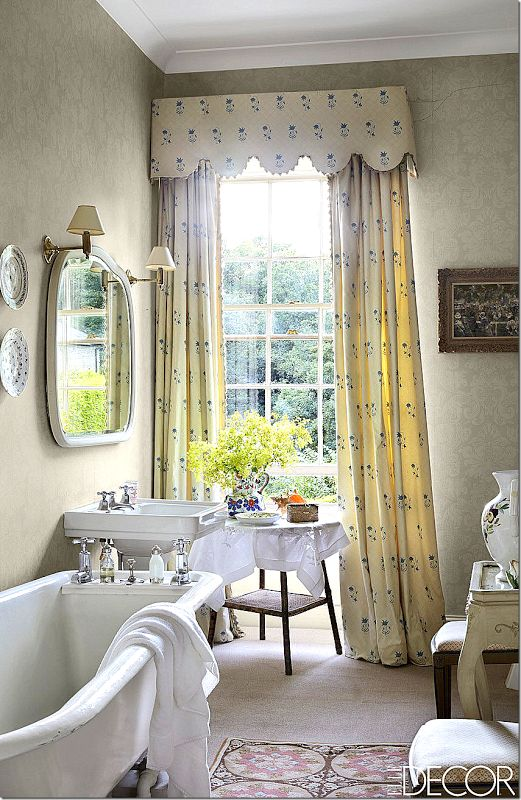 English Country House Bathroom