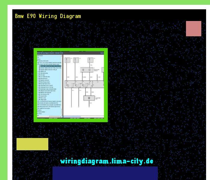 Bmw E90 Wiring Diagram  Wiring Diagram 18113
