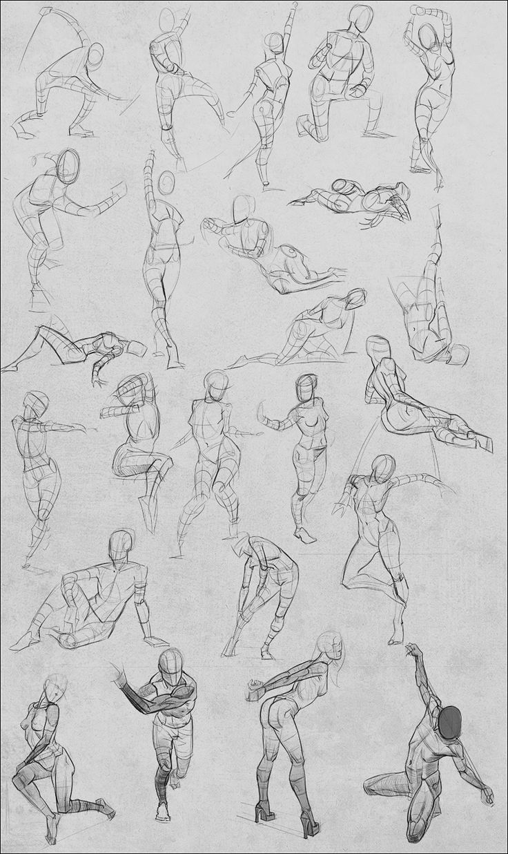 ( holy shit, these are amazing) Project Pages 1-31-13 by Andantonius.devia... on @deviantART