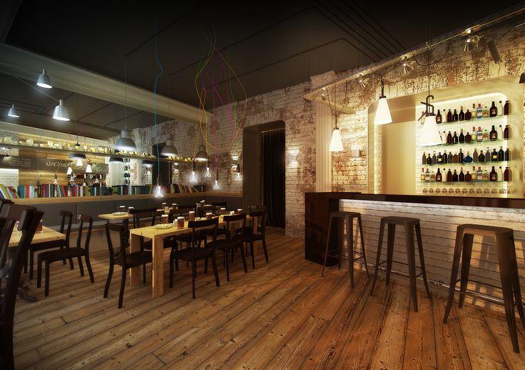 Główna sala restauracji