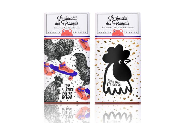 Salle des machines | Le chocolat des Français | http://salledesmachines.fr
