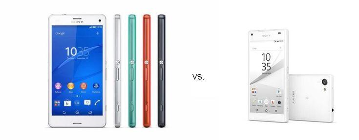 ein Vergleich des Sony Xperia Z5 Compact mit dem Sony Xperia Z3 Compact  http://www.androidicecreamsandwich.de/sony-xperia-z5-compact-vs-sony-xperia-z3-compact-394747/  #sonyxperiaz3compact   #sonyxperiaz5compact   #xperiaz3compact   #xperiaz5compact   #sonyxperia   #sony   #smartphone   #smartphones   #androidsmartphone