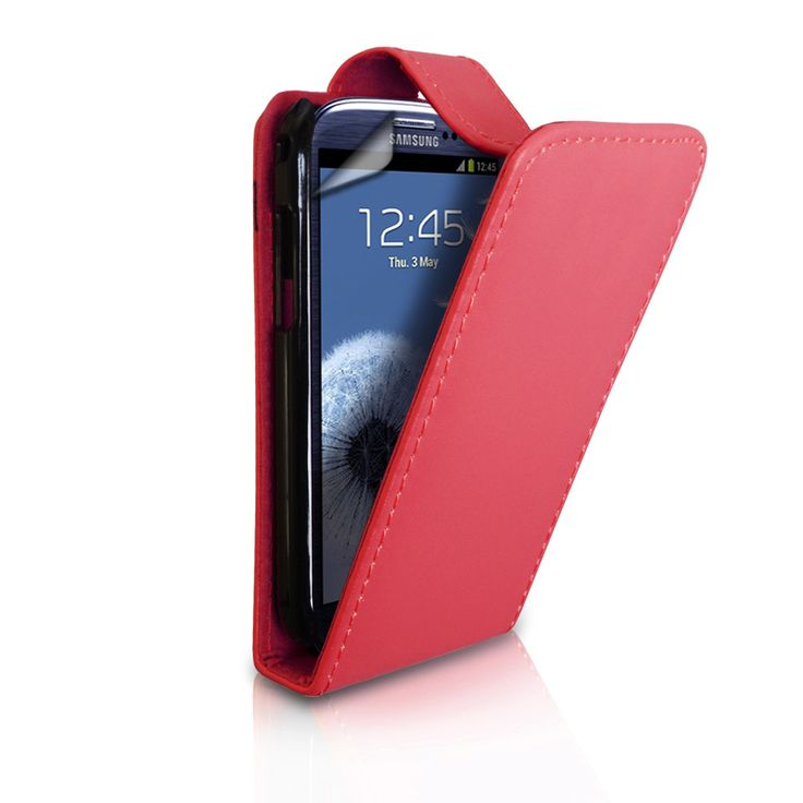New Case - Samsung Galaxy S3 i9300 Leather Flip Case - Red, $7.95 (http://www.newcase.com.au/samsung-galaxy-s3-i9300-leather-flip-case-red/)
