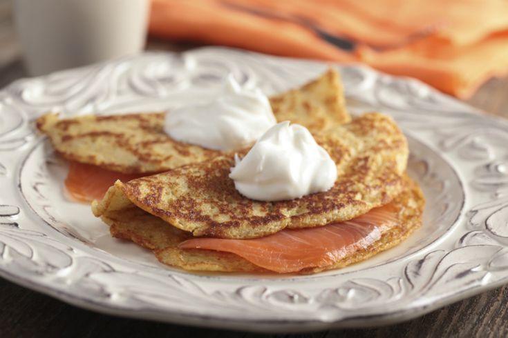 De lekkerste combinaties voor hartige pannenkoeken