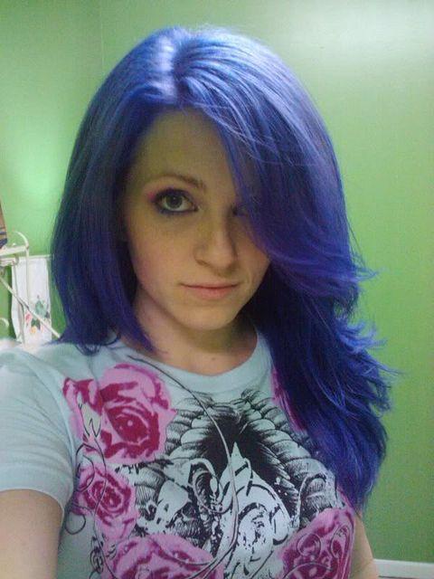 Deep Purple Special Effects Hair Dye Haircrazy Com