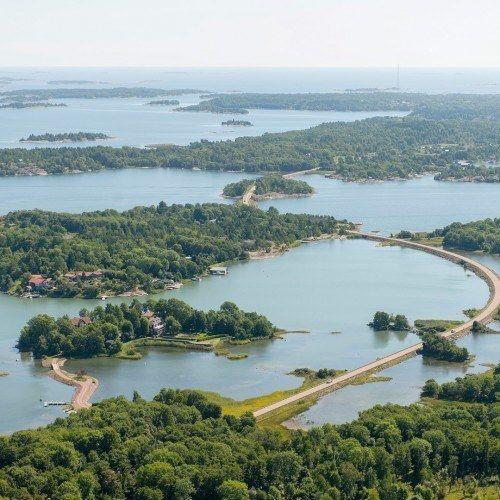 Järsö-vägen, Ahvenanmaa (Åland)