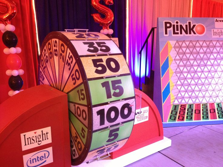 17 Best Images About Game Show Birthday On Pinterest