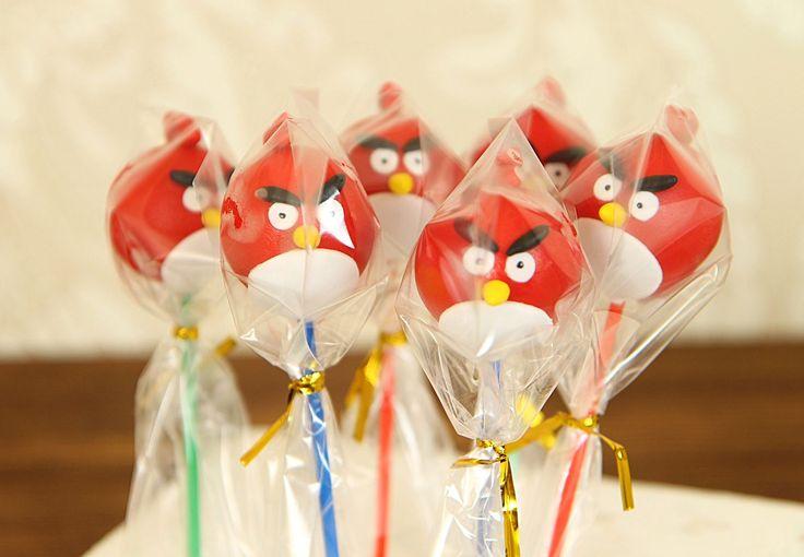 Кейкпопсы для детского праздника по мотивам Angry Birds - стильный, вкусный и необычный подарок для любого ребенка👫!  Заказать #кейкпопсы можно всего за 360₽/шт. А при заказе набора кейкпопсов из 10 шт. с тортиком, их стоимость всего 2400₽/наб😉  Менеджеры Абелло готовы помочь с выбором красивого и качественного десерта по любому поводу по единому номеру: +7(495)565-3838 Телефон/WhatsApp/Viber.Наш сайт с примерами работ www.abello.ru #кейкпопсыназаказ #кейкпопсымосква #доставкатортов…
