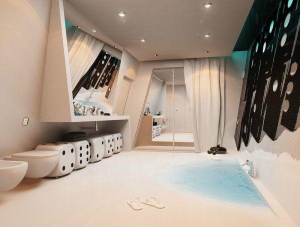 bathroom modern white bathroom design ideas with white bathroom floor design with bathroom wall design with ceiling lamps for bathroom ceiling design ideas