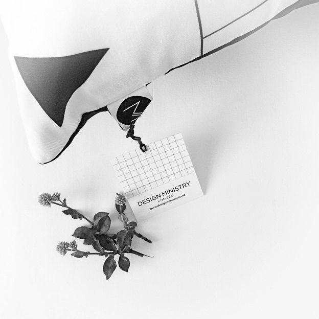 Shot by Greenleaf Organics of their custom Design Ministry cushions #designministrynz