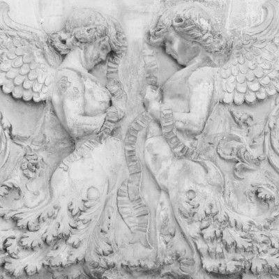 Tapeta ścienna Stone Angels