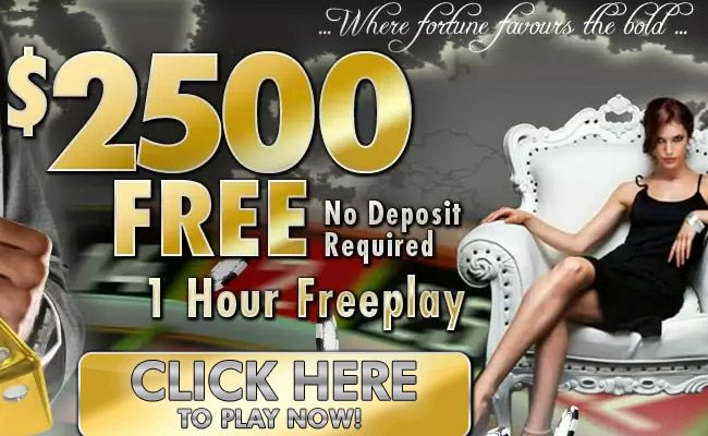 Free play at Casino Rewards Group - Grand Mondial Casino.Hurry up to claim your free welcome bonus of a generous $2,500 free! There's no catch here – just one very attractive sign up offer and one whole hour in which to use it to play a range of online casino games. Choose from blackjack, poker, slots or roulette and use $2,500 of the casino's money.  If you manage to win some money, get ready to take it over to the main casino to use as a nice head start on the road to riches!