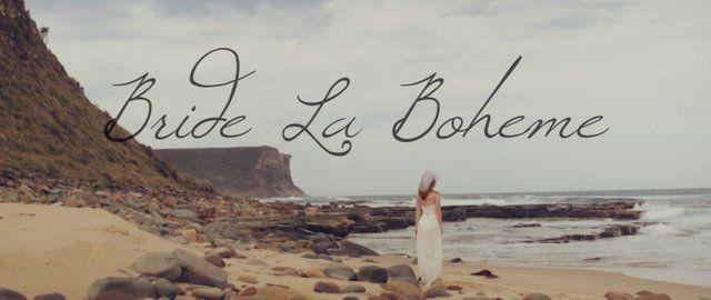 Bride La Boheme Campaign for Bride La Boheme 2014 collection.  www.bridelaboheme.com.au