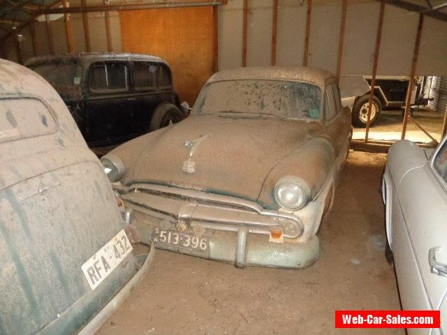 Dodge AP3 Kingsway Coronet 1956 Genuine Barn Find Original Complete RARE Mopar Kingswaycoronet