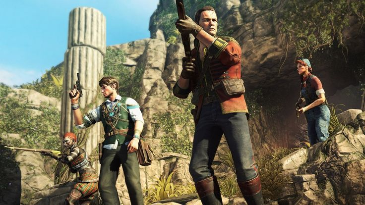 Strange Brigade  Announcement Trailer Sniper Elite developer Rebellion has announced a new third-person adventure game called Strange Brigade. June 07 2017 at 02:00PM  https://www.youtube.com/user/ScottDogGaming