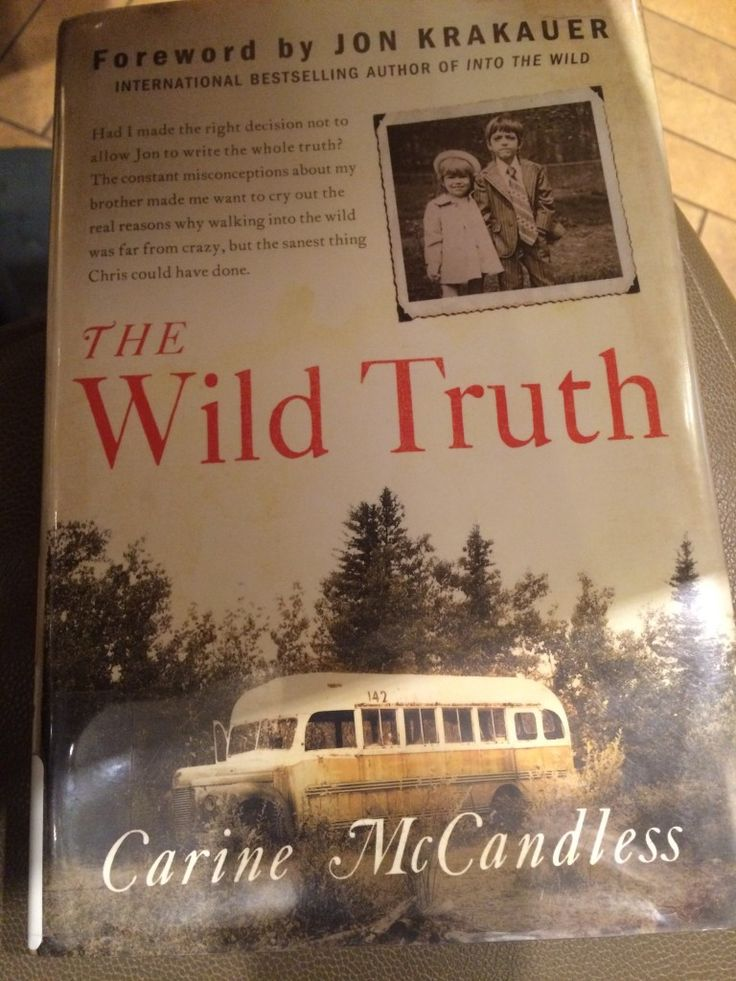 chris mccandless search for truth in into Test your knowledge of chris mccandless from john krakauer's book ''into the wild'' you can access this helpful quiz and worksheet combo at any time.