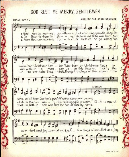 53 Best Piano Music Christmas Songs Images On Pinterest: 17 Best Ideas About Christmas Sheet Music On Pinterest